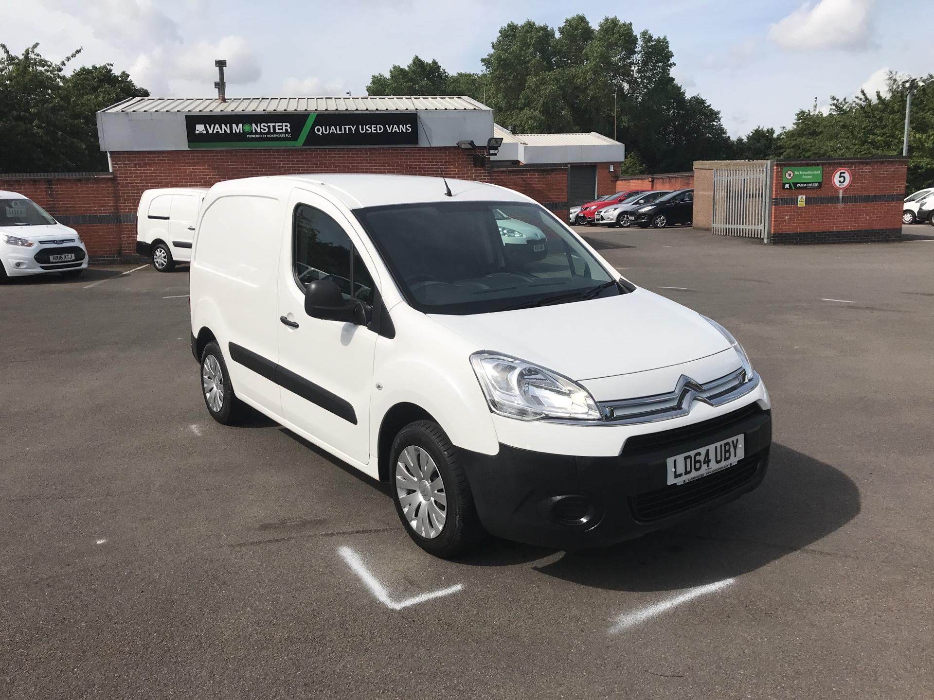 2014 Citroen Berlingo 1.6 Hdi 625Kg Enterprise 75Ps (LD64UBY)