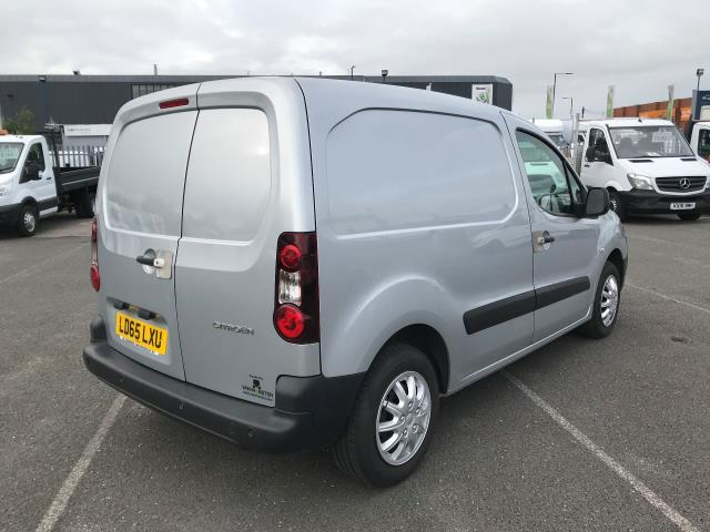 2015 Citroen Berlingo 1.6 Hdi 625Kg Enterprise 75Ps (LD65LXU) Image 4