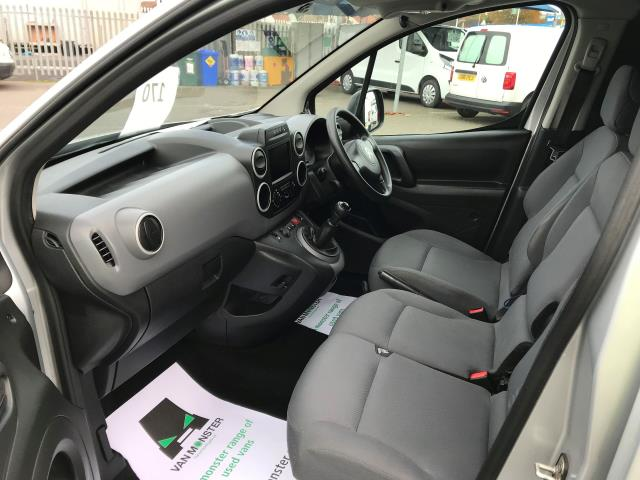 2015 Citroen Berlingo 1.6 Hdi 625Kg Enterprise 75Ps (LD65LXU) Image 20