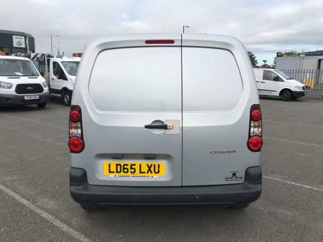 2015 Citroen Berlingo 1.6 Hdi 625Kg Enterprise 75Ps (LD65LXU) Image 6