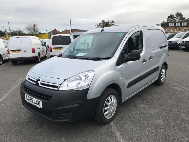 2015 Citroen Berlingo 1.6 Hdi 625Kg Enterprise 75Ps (LD65LXU) Image 2