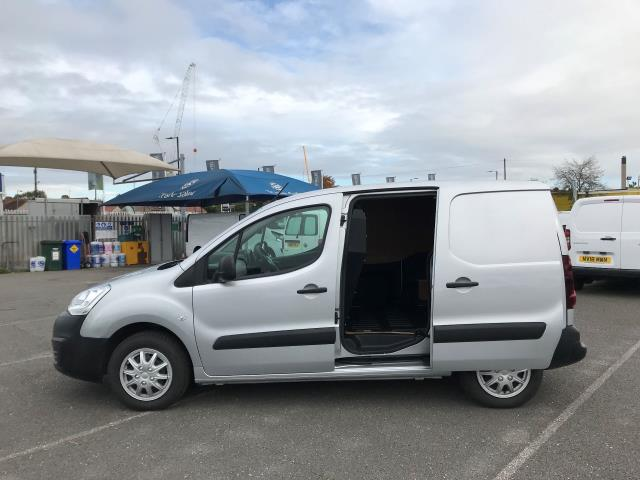 2015 Citroen Berlingo 1.6 Hdi 625Kg Enterprise 75Ps (LD65LXU) Image 11