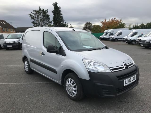 2015 Citroen Berlingo 1.6 Hdi 625Kg Enterprise 75Ps (LD65LXU) Image 1