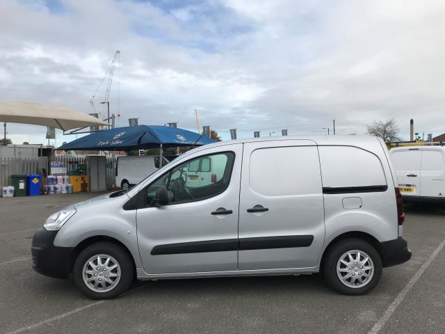 2015 Citroen Berlingo 1.6 Hdi 625Kg Enterprise 75Ps (LD65LXU) Image 10