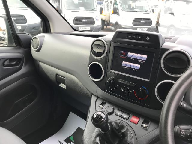 2015 Citroen Berlingo 1.6 Hdi 625Kg Enterprise 75Ps (LD65LXU) Image 25