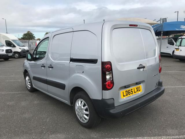 2015 Citroen Berlingo 1.6 Hdi 625Kg Enterprise 75Ps (LD65LXU) Image 5