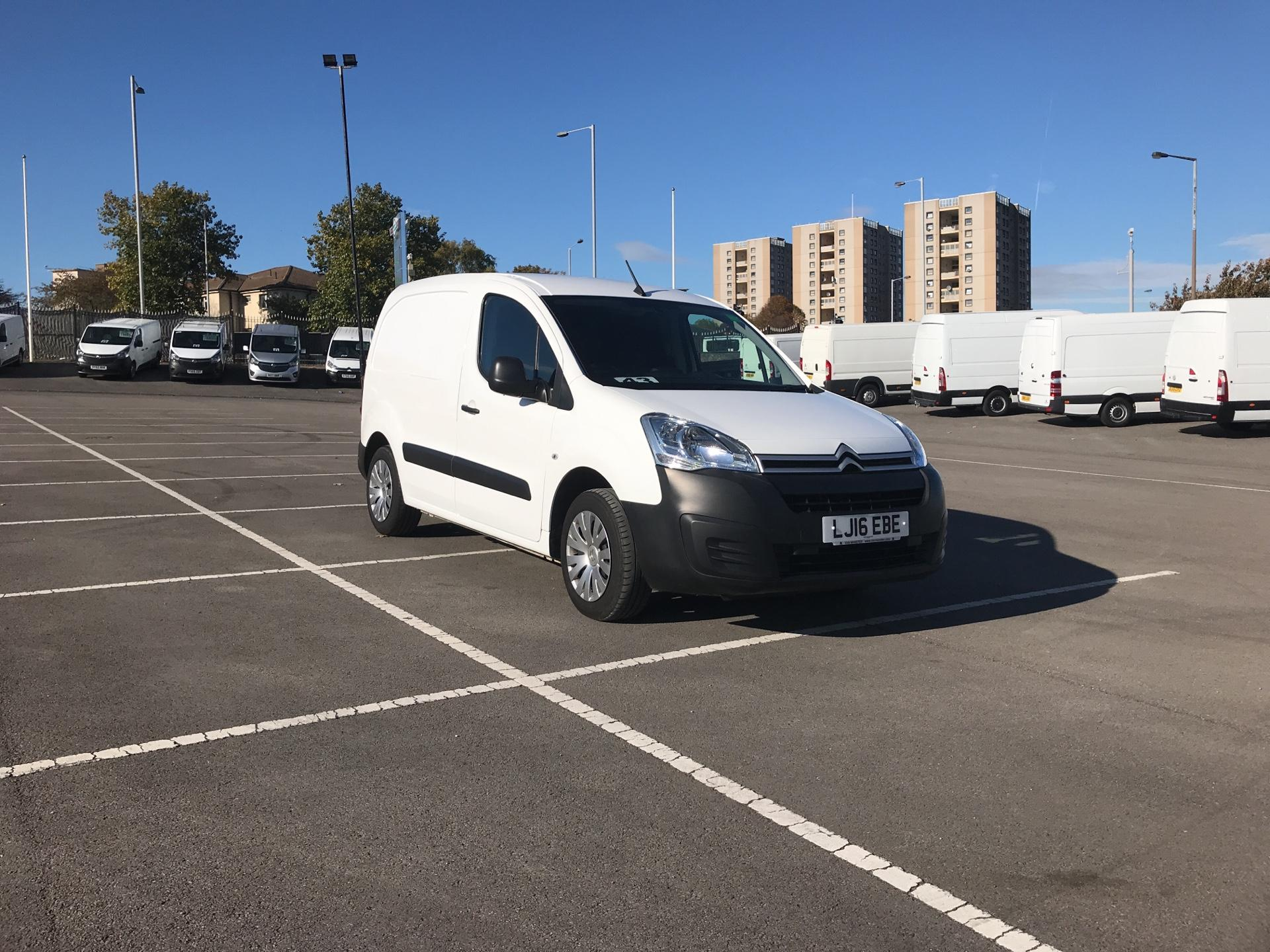 2016 Citroen Berlingo L1 850 1.6 BLUEHDI Enterprise (NON S/S)EURO 6 (LJ16EBE)