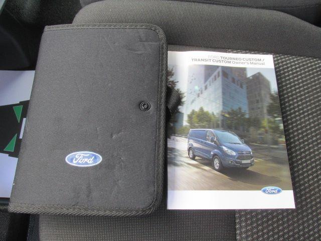 2016 Ford Transit Custom 290 L1 DIESEL FWD 2.2 TDCI 100PS LOW ROOF VAN EURO 5 (LJ16ZCE) Image 18