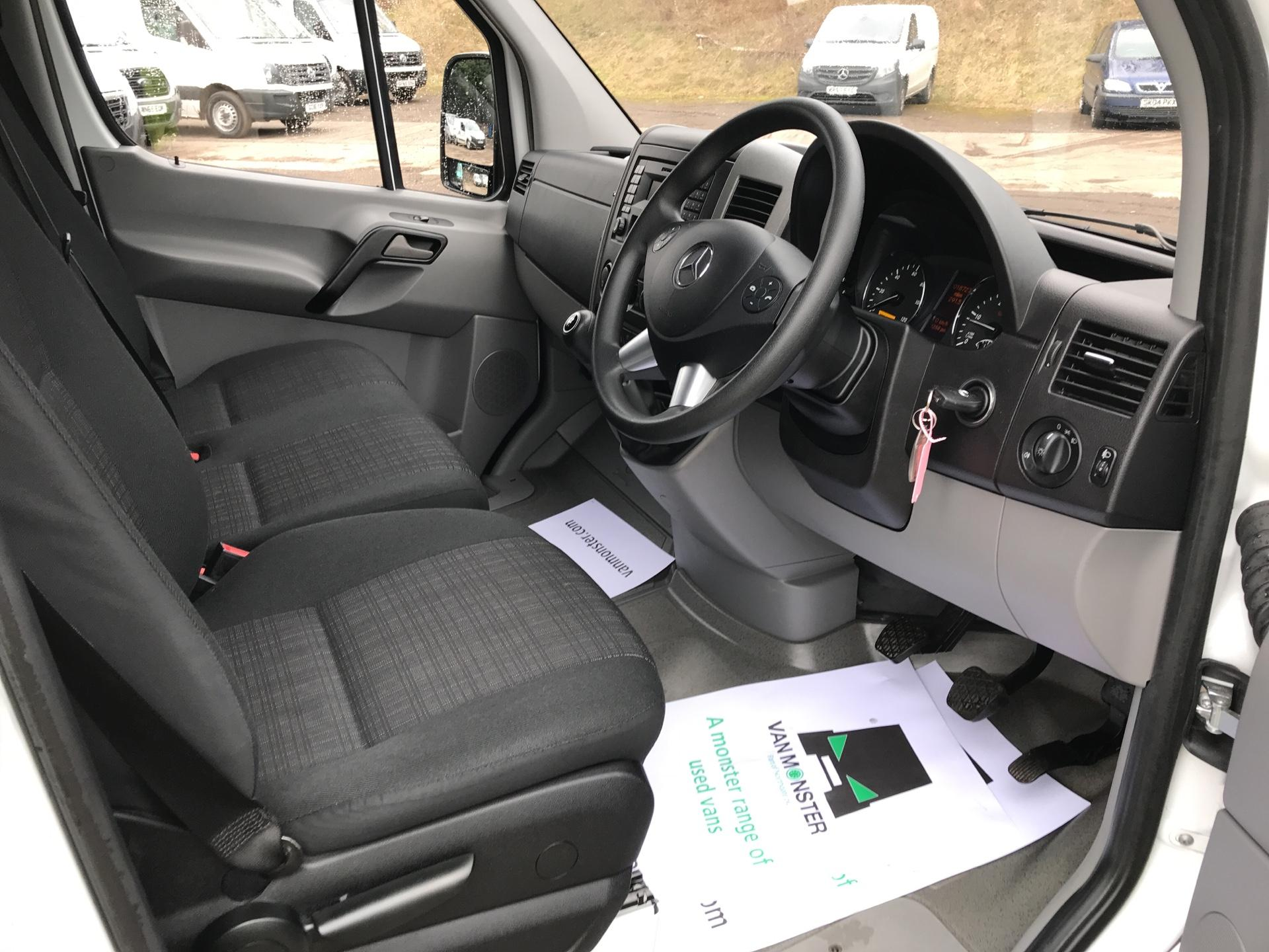 2017 Mercedes-Benz Sprinter 314 CDI LWB HIGH ROOF VAN EURO 6 (LK67PXF) Image 9