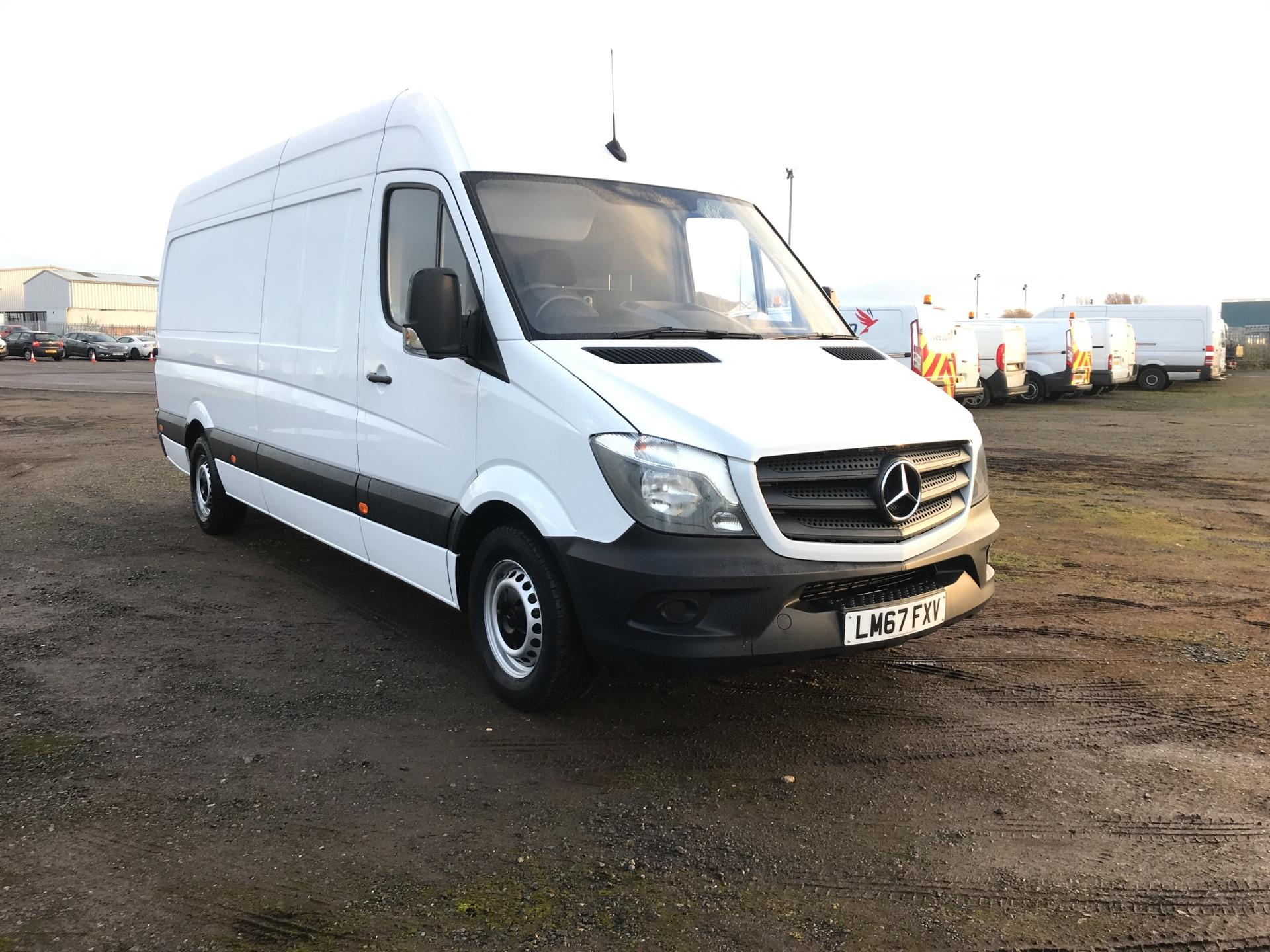 2017 Mercedes-Benz Sprinter  314CDI LWB HIGH ROOF 140PS EURO 6 (LM67FXV)