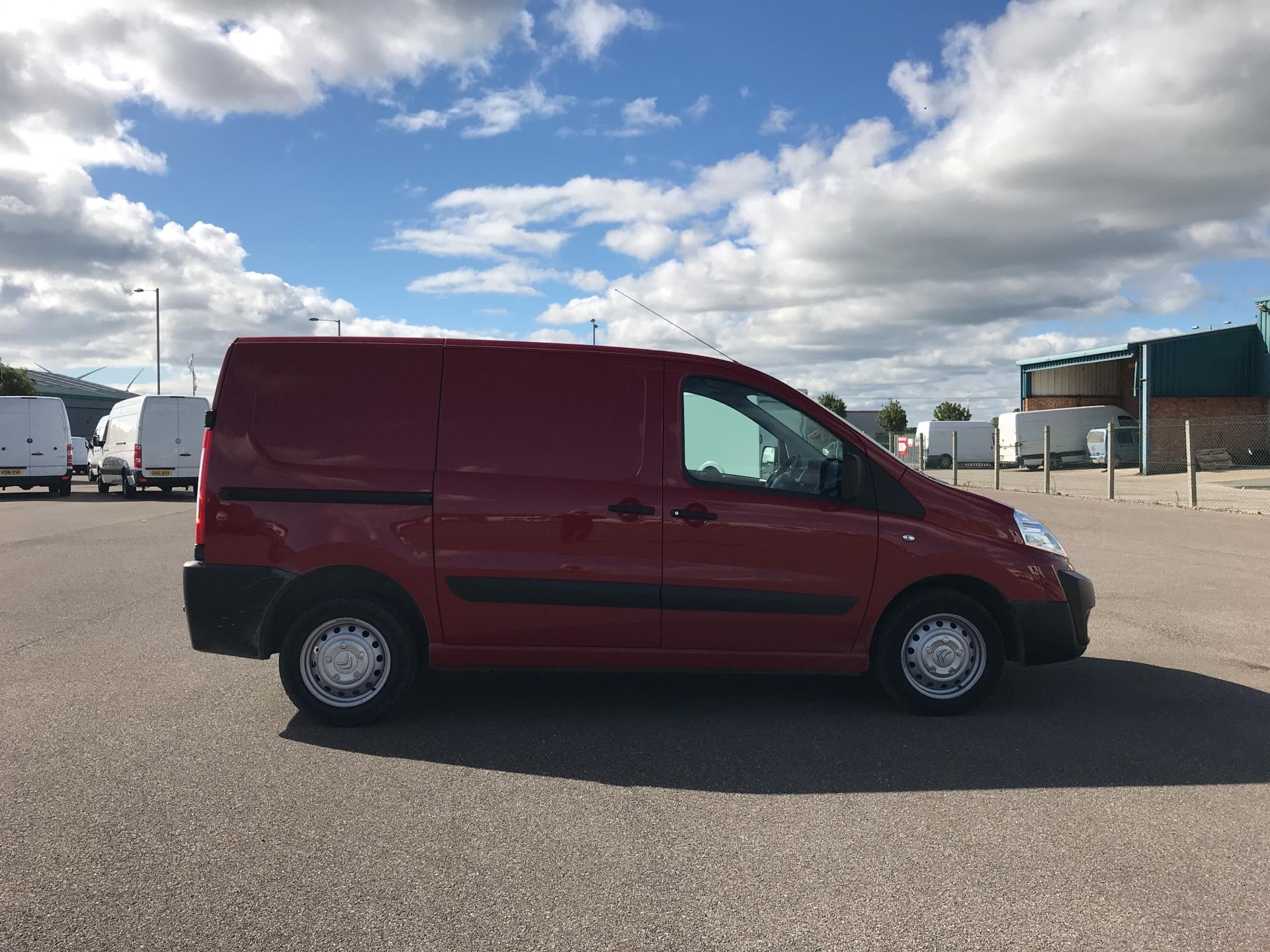 2016 Citroen Dispatch L1 DIESEL 1000 1.6 HDI H1 VAN ENTERPRISE EURO 4/5. AIR CON, SAT NAV (LN16UWG) Image 2