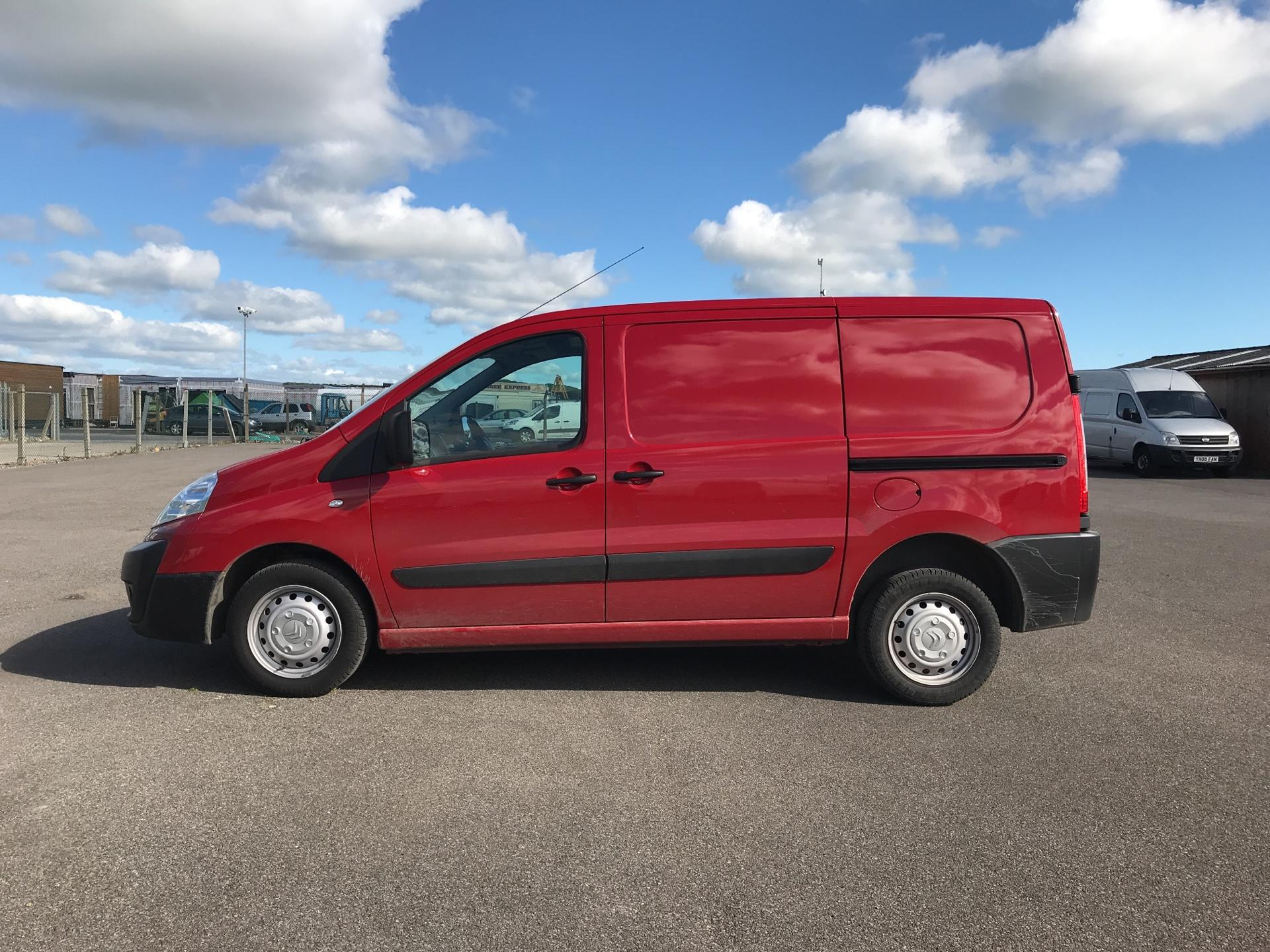 2016 Citroen Dispatch L1 DIESEL 1000 1.6 HDI H1 VAN ENTERPRISE EURO 4/5. AIR CON, SAT NAV (LN16UWG) Image 6