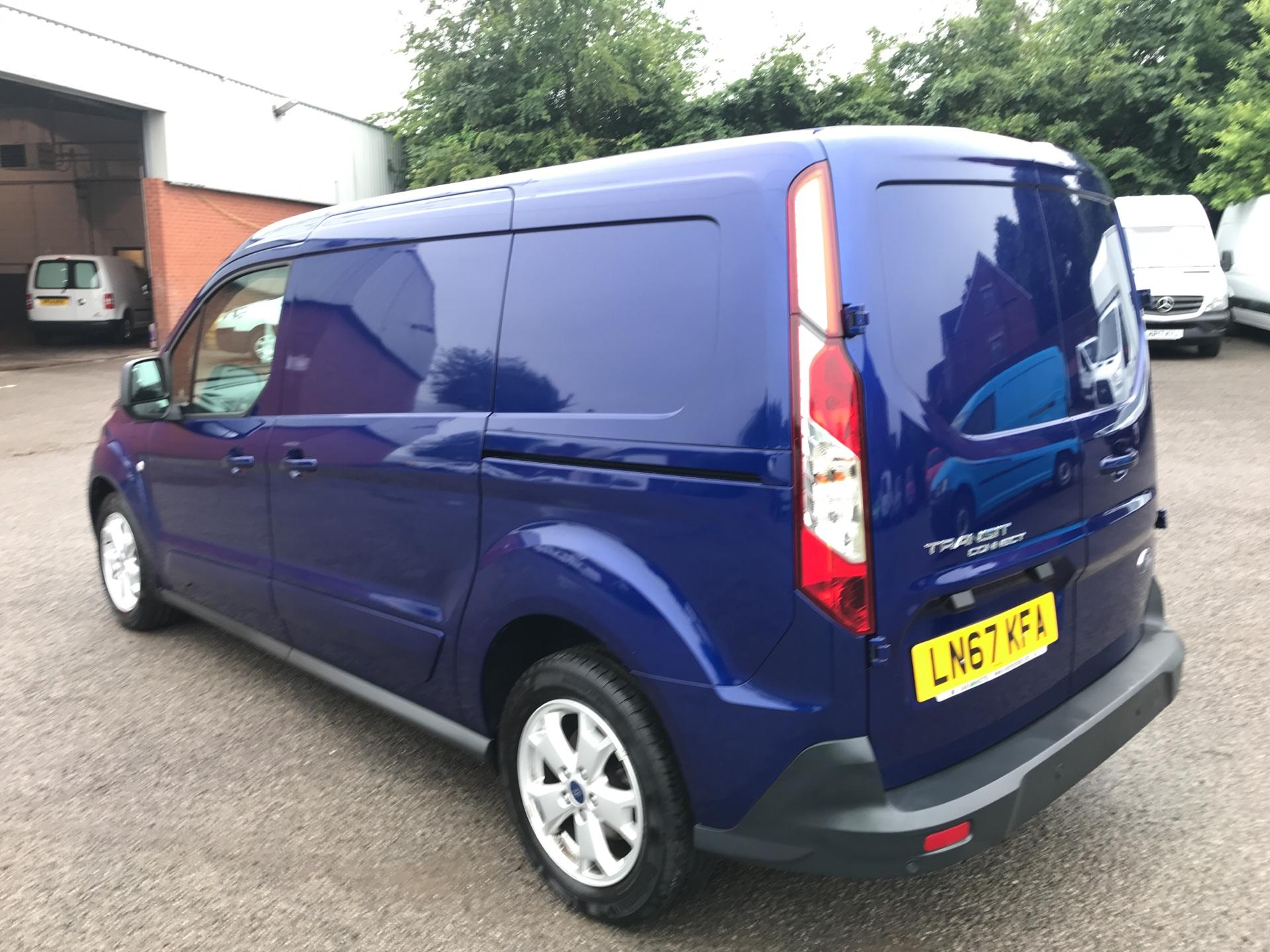 2017 Ford Transit Connect 1.5 Tdci L2 120Ps Limited Van EURO 6 (LN67KFA) Image 5