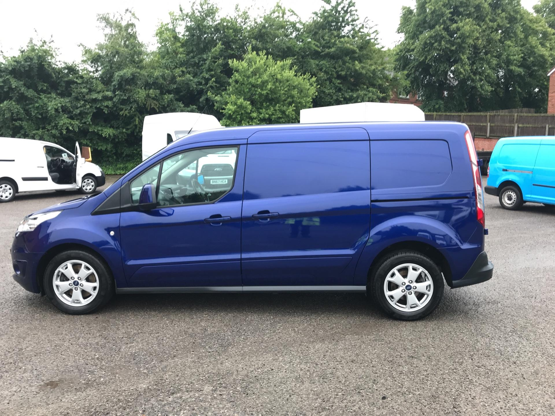 2017 Ford Transit Connect 1.5 Tdci L2 120Ps Limited Van EURO 6 (LN67KFA) Image 6