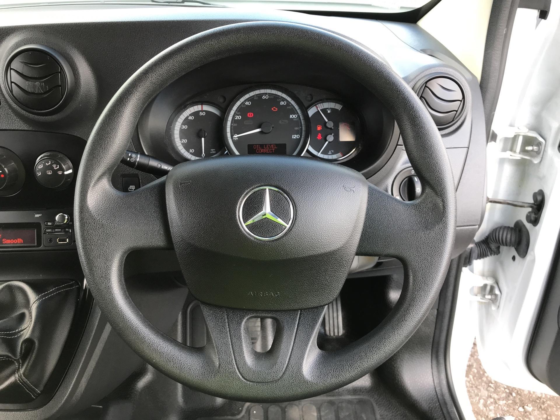 2015 Mercedes-Benz Citan  LWB 109 CDI VAN EURO 5/6 (LO65UZF) Image 12
