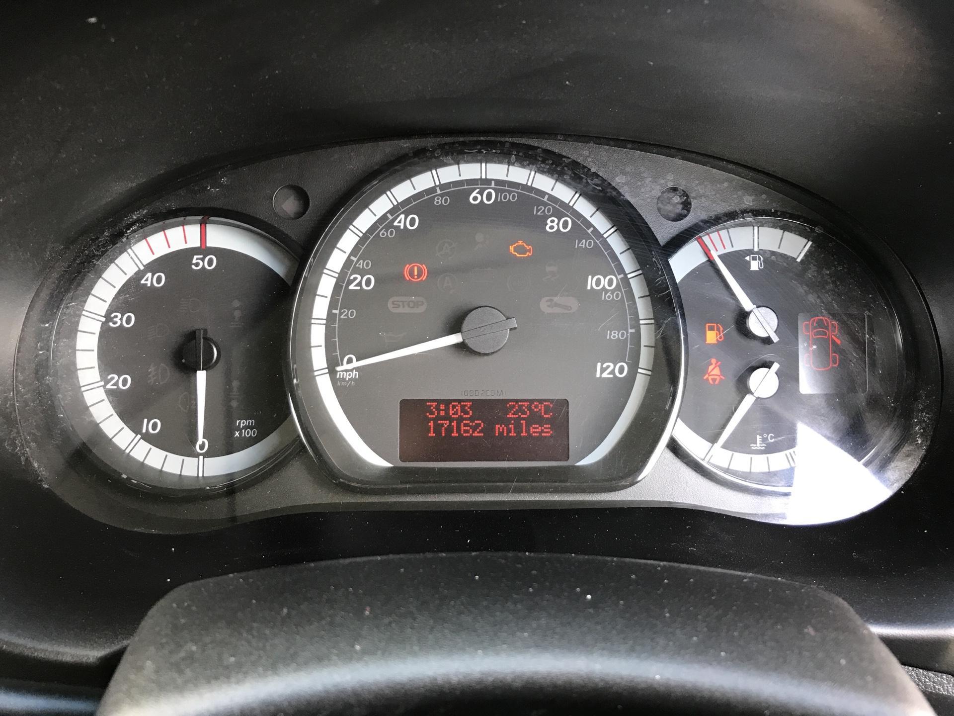 2015 Mercedes-Benz Citan  LWB 109 CDI VAN EURO 5/6 (LO65UZF) Image 13