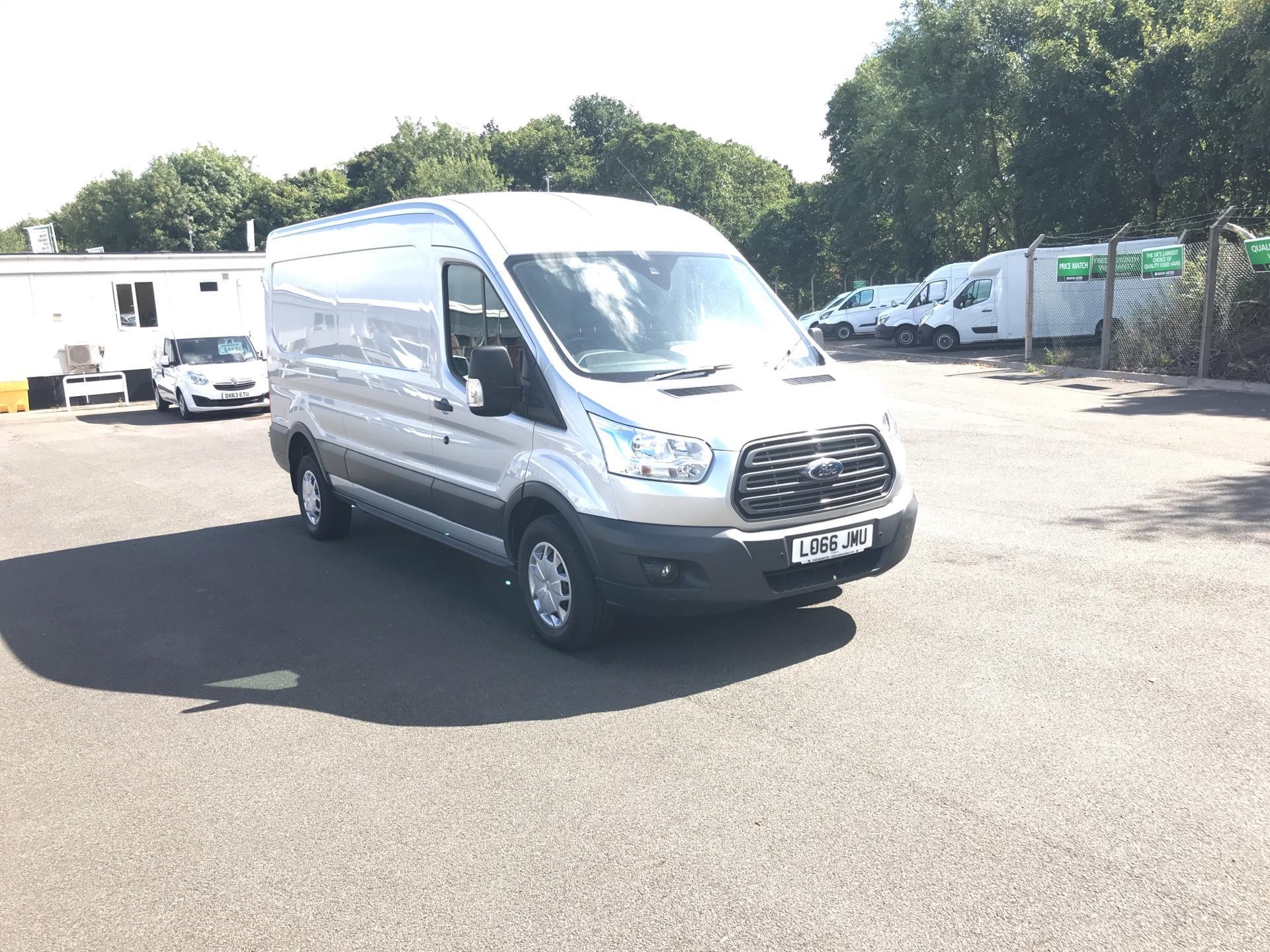 2016 Ford Transit  350 L3 H2 VAN 125PS TREND EURO 5 (LO66JMU)
