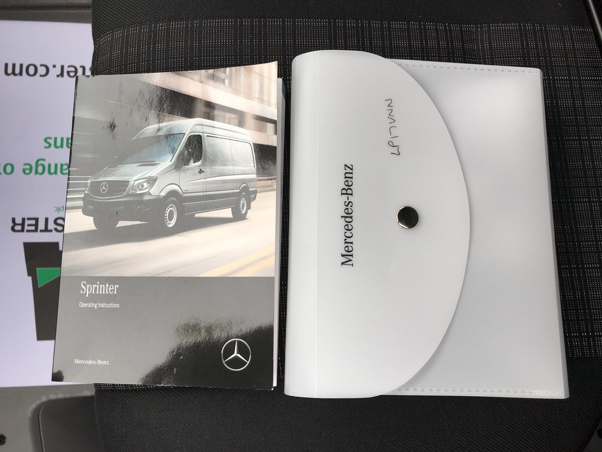 2017 Mercedes-Benz Sprinter 314 CDI LWB HIGH ROOF VAN EURO 6 (LP17VNN) Image 22