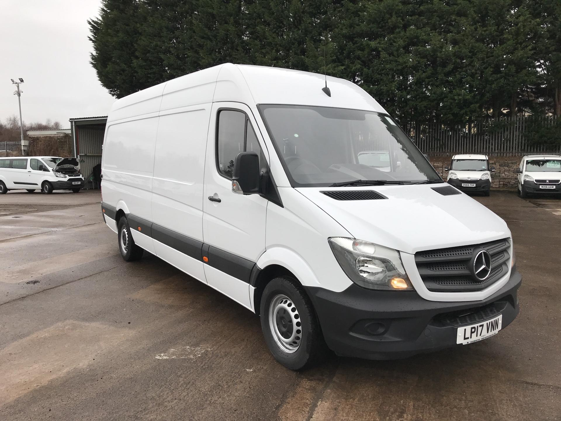 2017 Mercedes-Benz Sprinter 314 LWB HIGH ROOF VAN EURO 6 (LP17VNN)