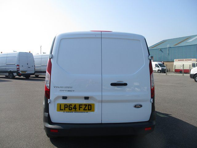 2015 Ford Transit Connect 200 L1 TDCI 75PS VAN EURO 5 (LP64FZD) Image 8