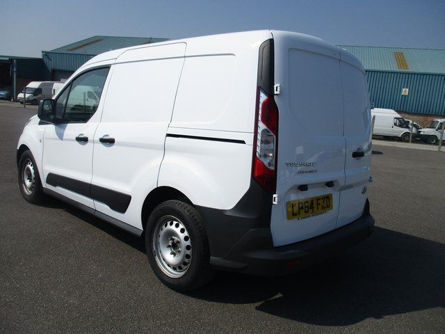 2015 Ford Transit Connect 200 L1 TDCI 75PS VAN EURO 5 (LP64FZD) Image 7