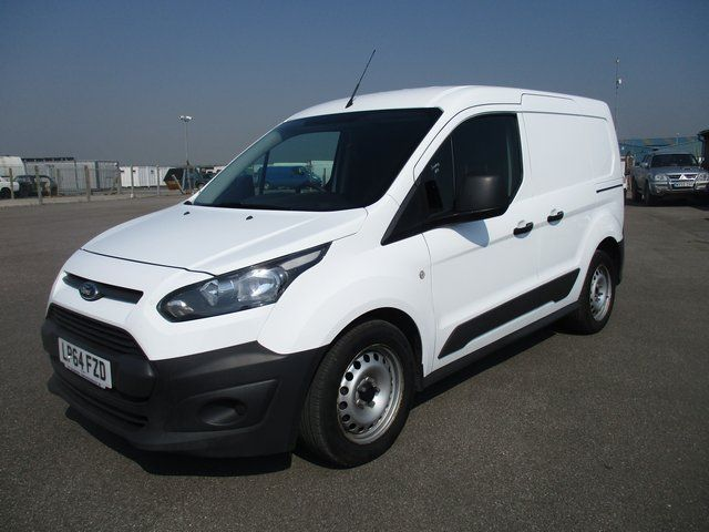 2015 Ford Transit Connect 200 L1 TDCI 75PS VAN EURO 5 (LP64FZD) Image 3