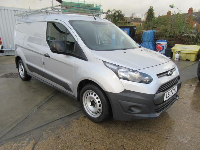 2017 Ford Transit Connect 240 DIESEL 1.6 TDCI  95PS TREND VAN - EURO 5 ROOF RACK (LS17ZYL)