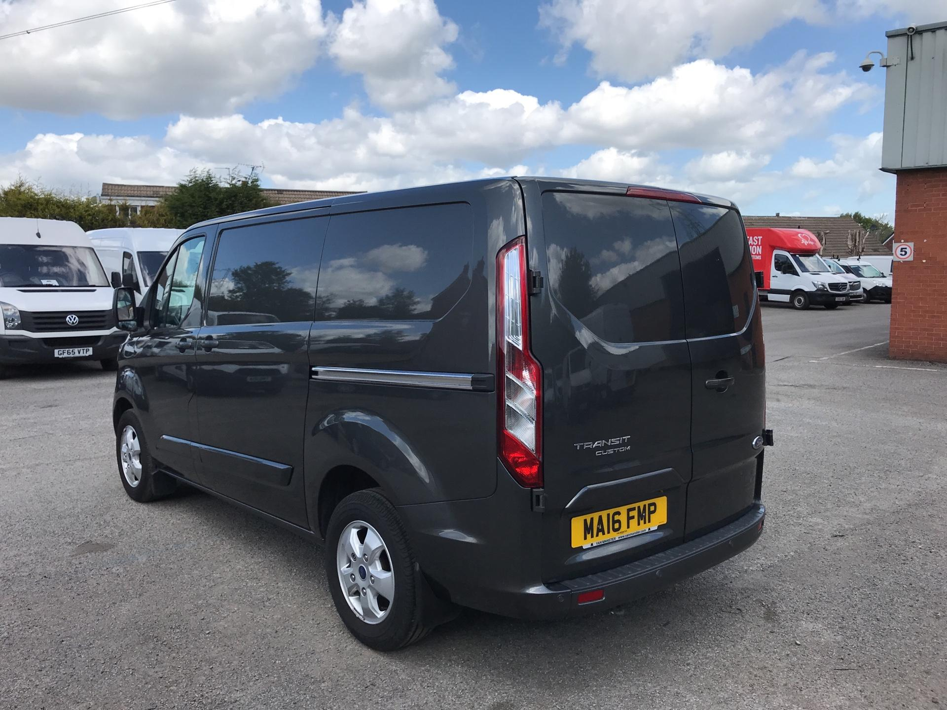 2016 Ford Transit Custom 2.2 Tdci 155Ps Low Roof Limited Van EURO 5 (MA16FMP) Image 5