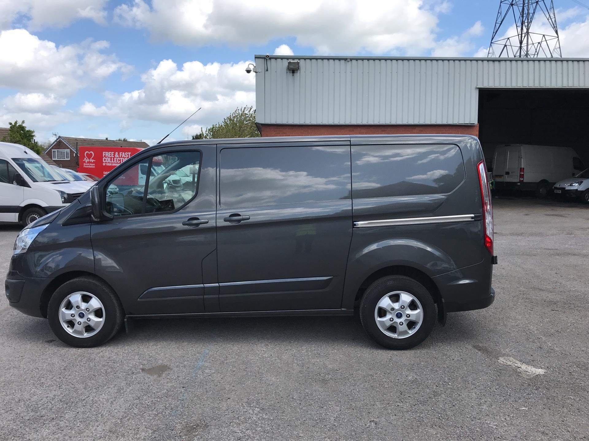 2016 Ford Transit Custom 2.2 Tdci 155Ps Low Roof Limited Van EURO 5 (MA16FMP) Image 6