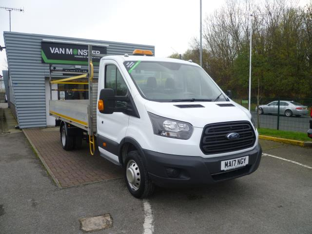 2017 Ford Transit 350 L4 DROP SIDE 130PS EURO 6 (MA17NGY)