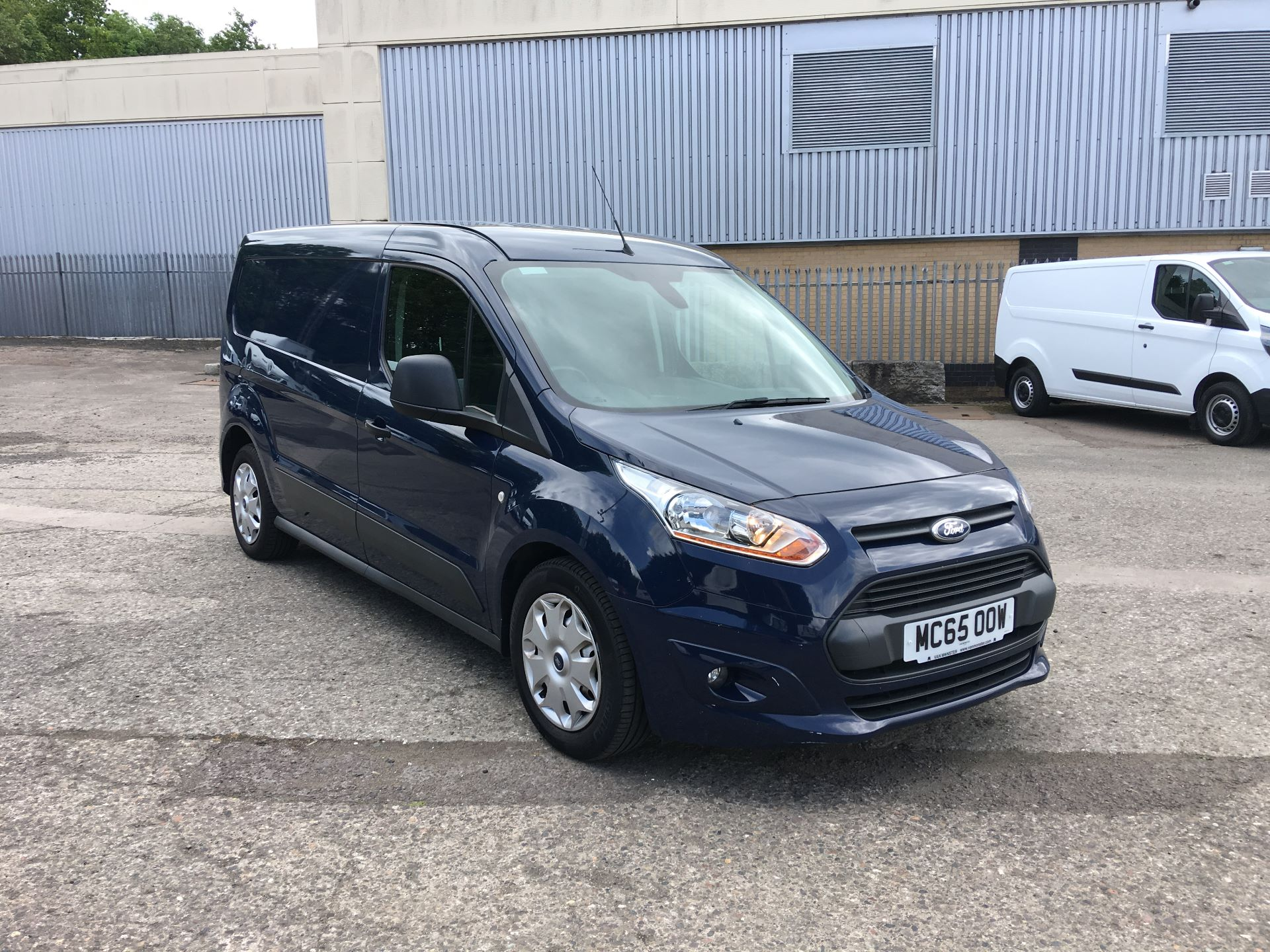 2016 Ford Transit Connect 210 L2 DIESEL FWD 1.6 TDCI 95PS TREND VAN (MC65OOW)