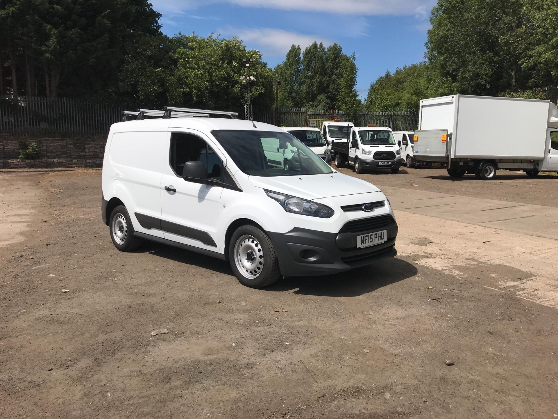 2015 Ford Transit Connect 200 L1 DIESEL 1.6 TDCI 90PS EURO 5 (MF15PHU)