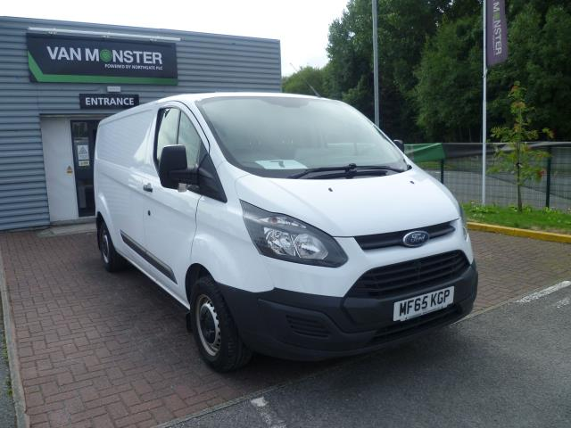 2015 Ford Transit Custom  290 L2 DIESEL FWD 2.2 TDCI 125PS LOW ROOF EURO 5 (MF65KGP)