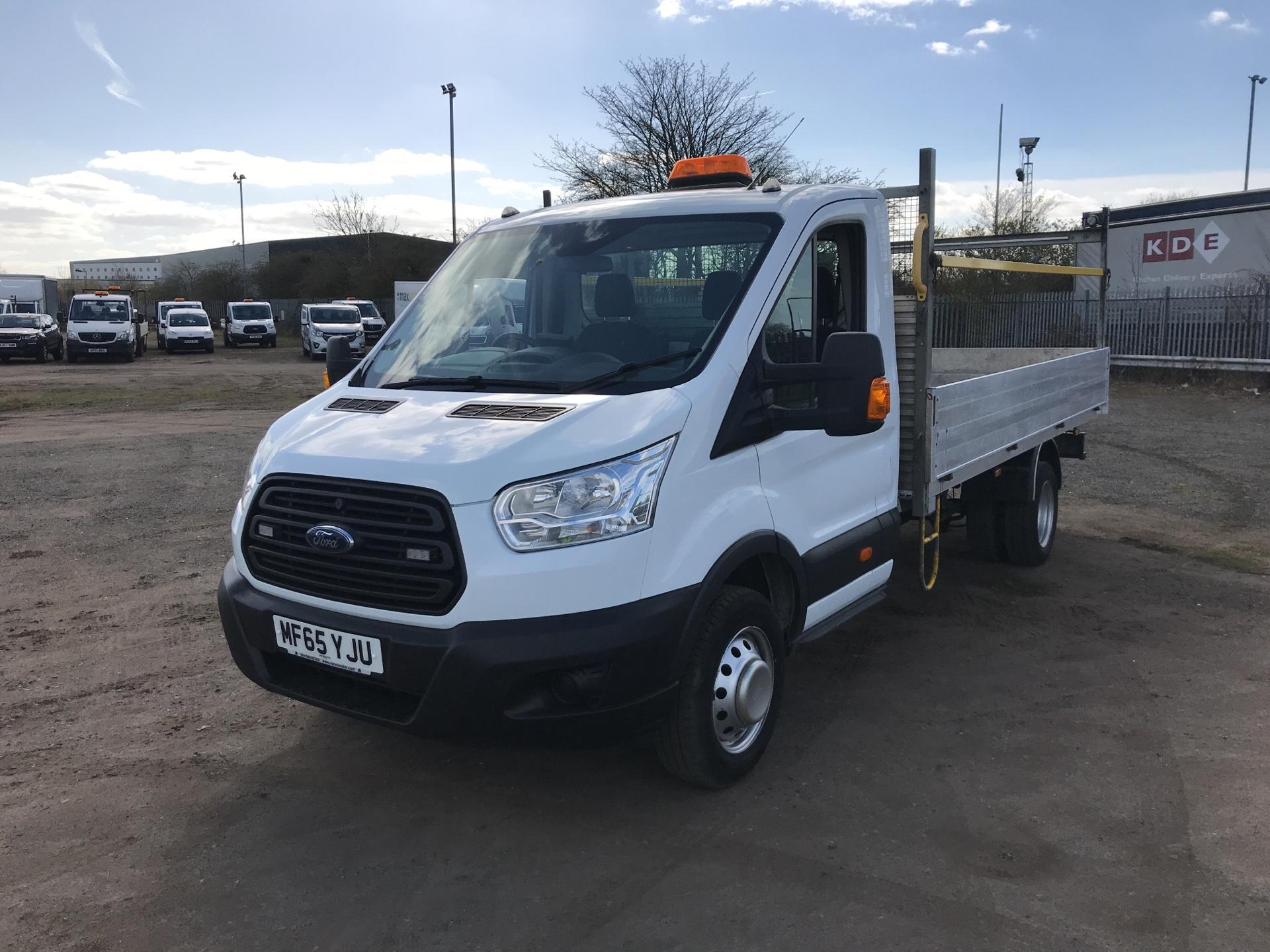 2015 Ford Transit 2015 Ford Transit 350 L4 DROP SIDE 125PS EURO 5 (MF65YJU) Image 7