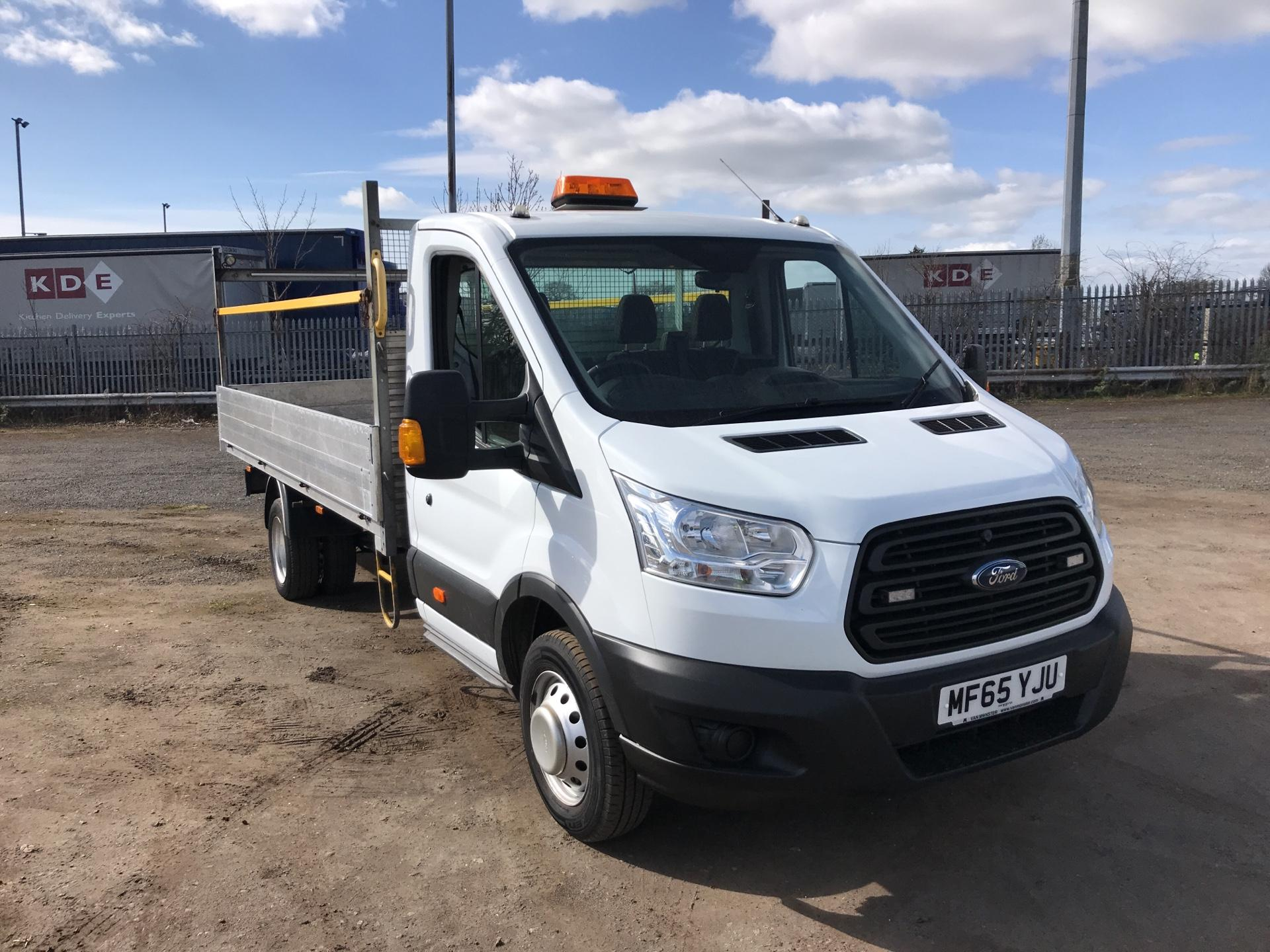 2015 Ford Transit 2015 Ford Transit 350 L4 DROP SIDE 125PS EURO 5 (MF65YJU) Image 1