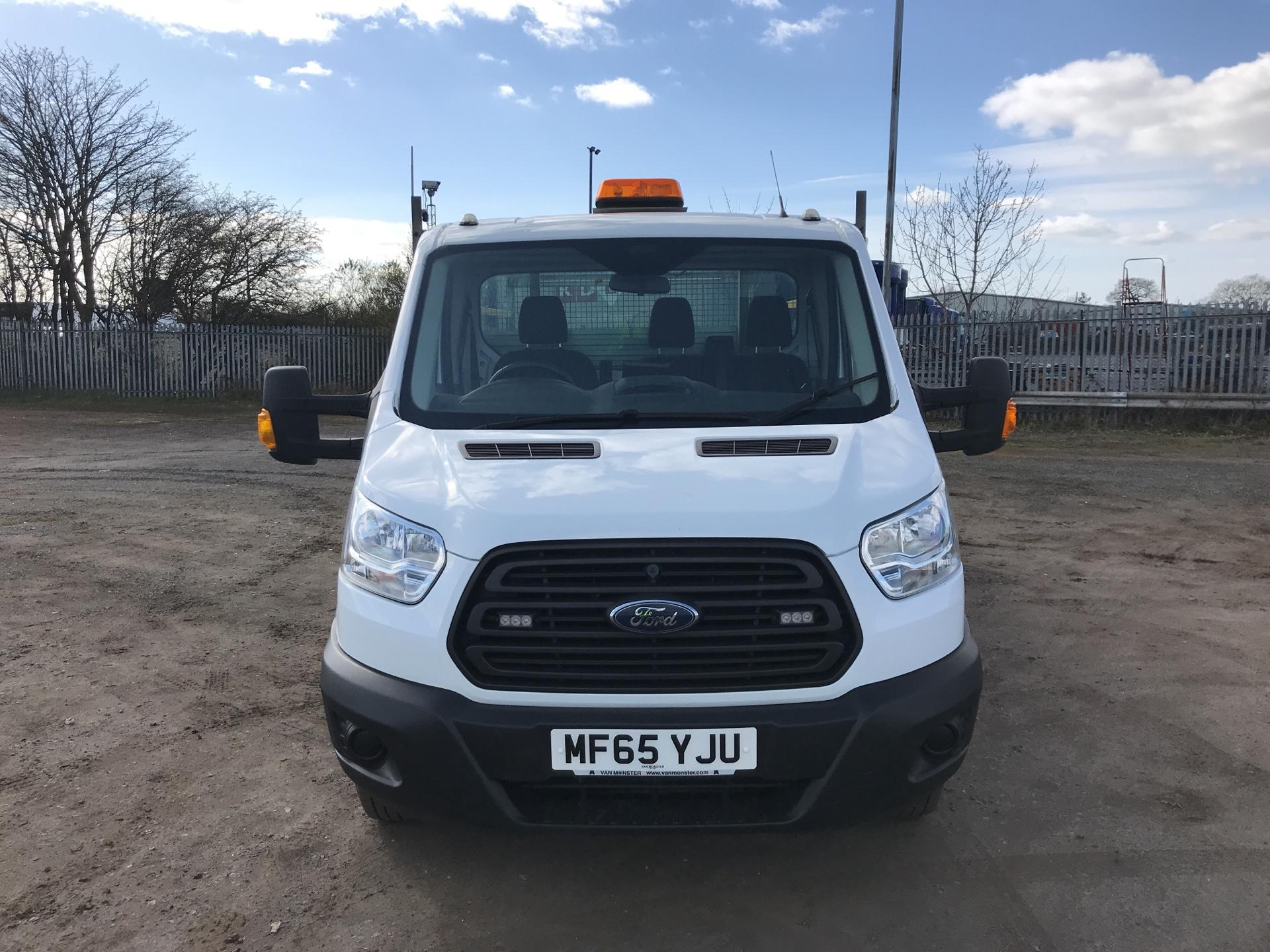 2015 Ford Transit 2015 Ford Transit 350 L4 DROP SIDE 125PS EURO 5 (MF65YJU) Image 8