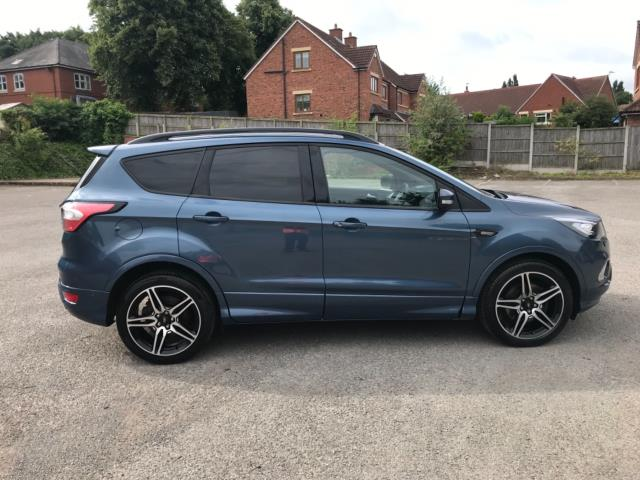 2019 Ford Kuga 2.0 Tdci St-Line 5Dr Auto 2Wd (MF69CUO) Image 7