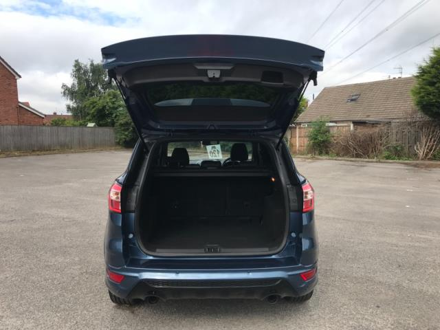 2019 Ford Kuga 2.0 Tdci St-Line 5Dr Auto 2Wd (MF69CUO) Image 8