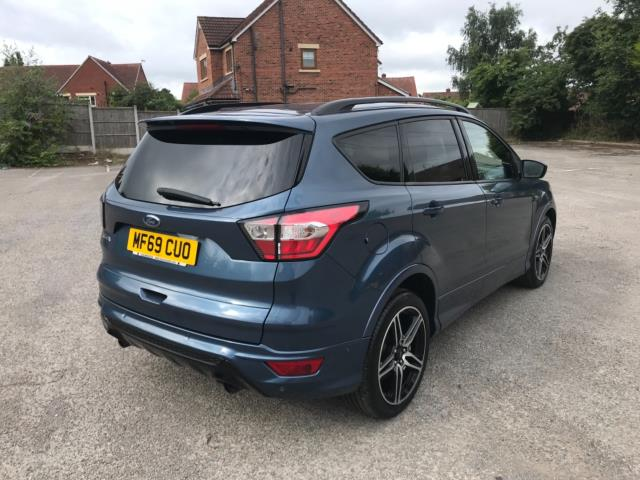 2019 Ford Kuga 2.0 Tdci St-Line 5Dr Auto 2Wd (MF69CUO) Image 6