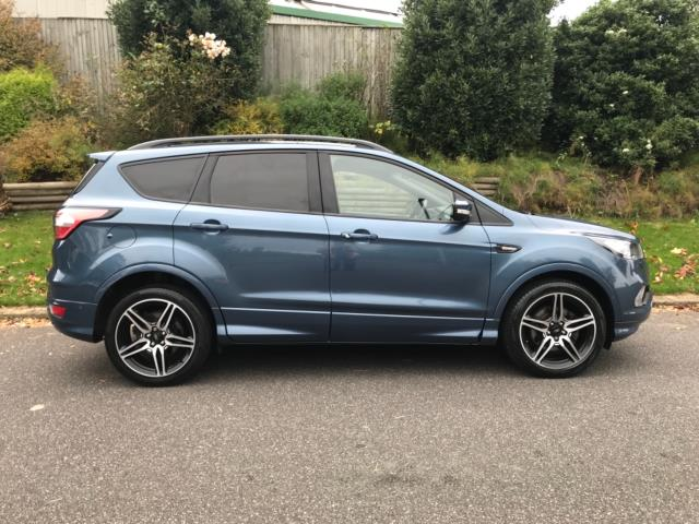 2019 Ford Kuga 2.0 Tdci St-Line 5Dr Auto 2Wd (MF69CUO) Image 25