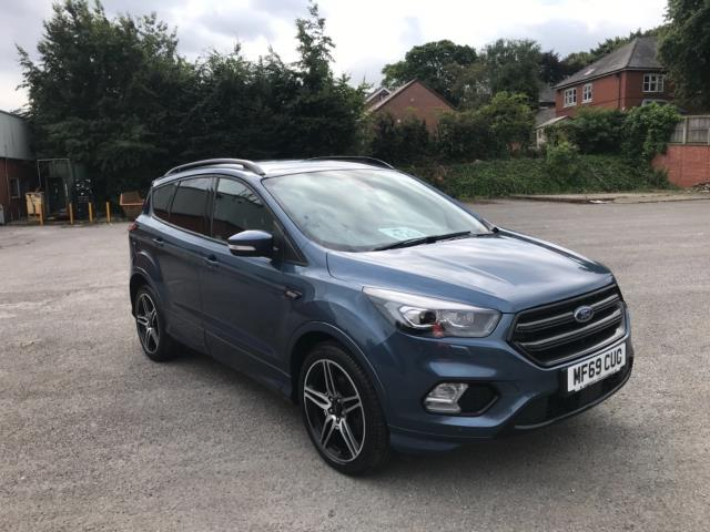 2019 Ford Kuga 2.0 Tdci St-Line 5Dr Auto 2Wd (MF69CUO)