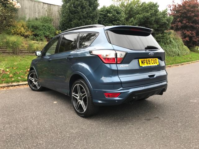 2019 Ford Kuga 2.0 Tdci St-Line 5Dr Auto 2Wd (MF69CUO) Image 29