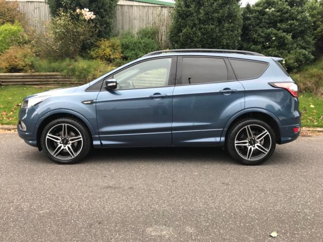 2019 Ford Kuga 2.0 Tdci St-Line 5Dr Auto 2Wd (MF69CUO) Image 28