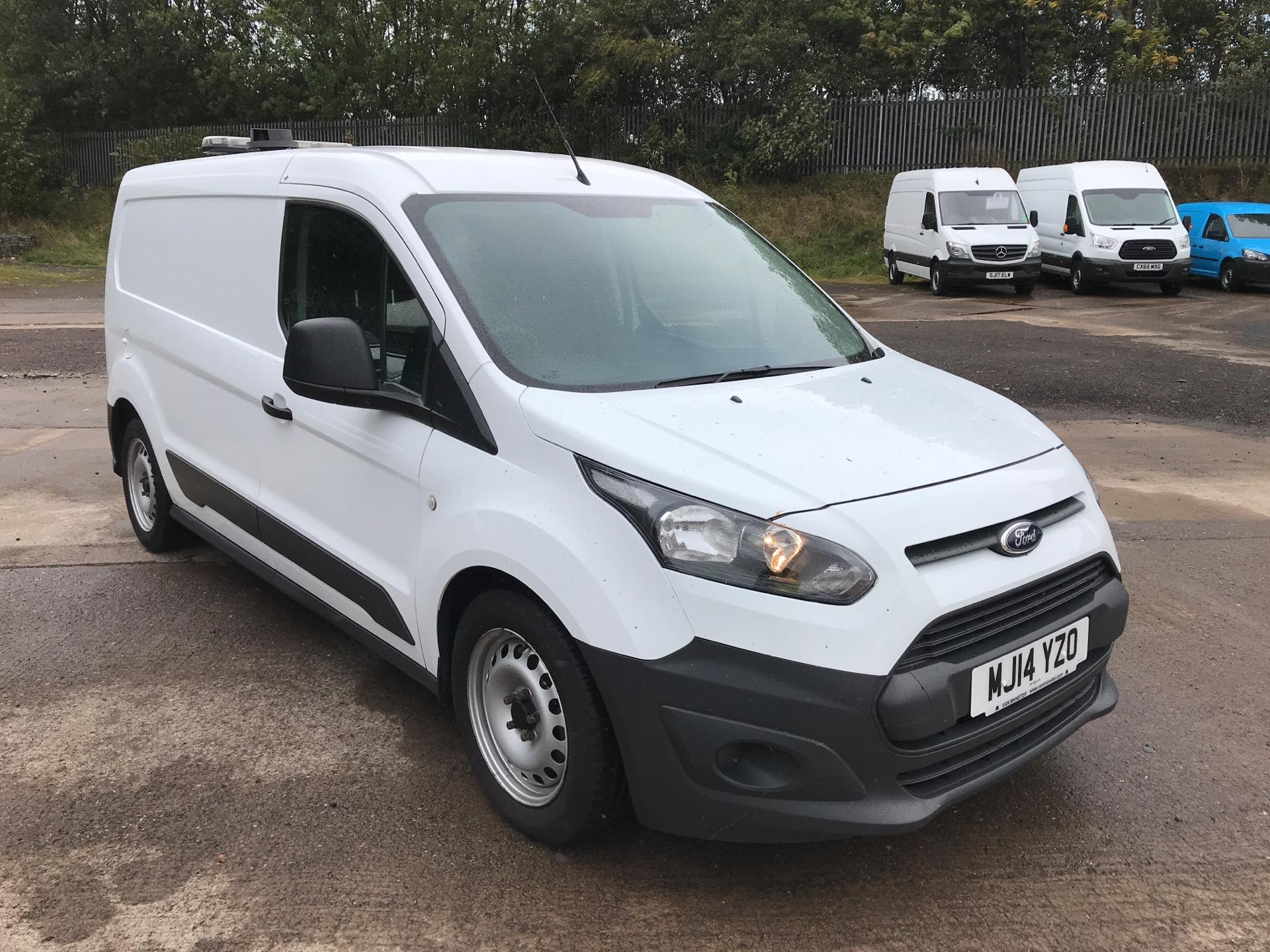 2014 Ford Transit Connect 240 L2 DIESEL 1.6 TDCI 115PS VAN EURO 5 (MJ14YZO)