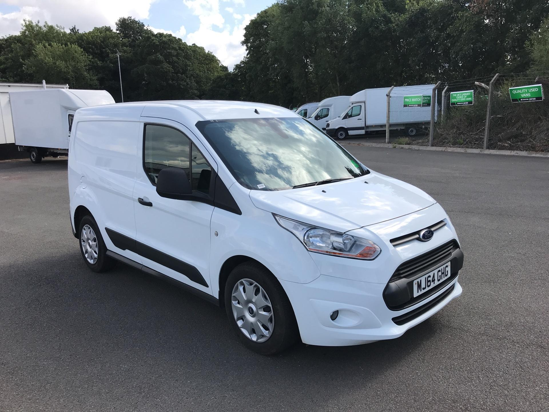 2014 Ford Transit Connect T200 1.6 TDCI 95PS TREND VAN (MJ64GHG)