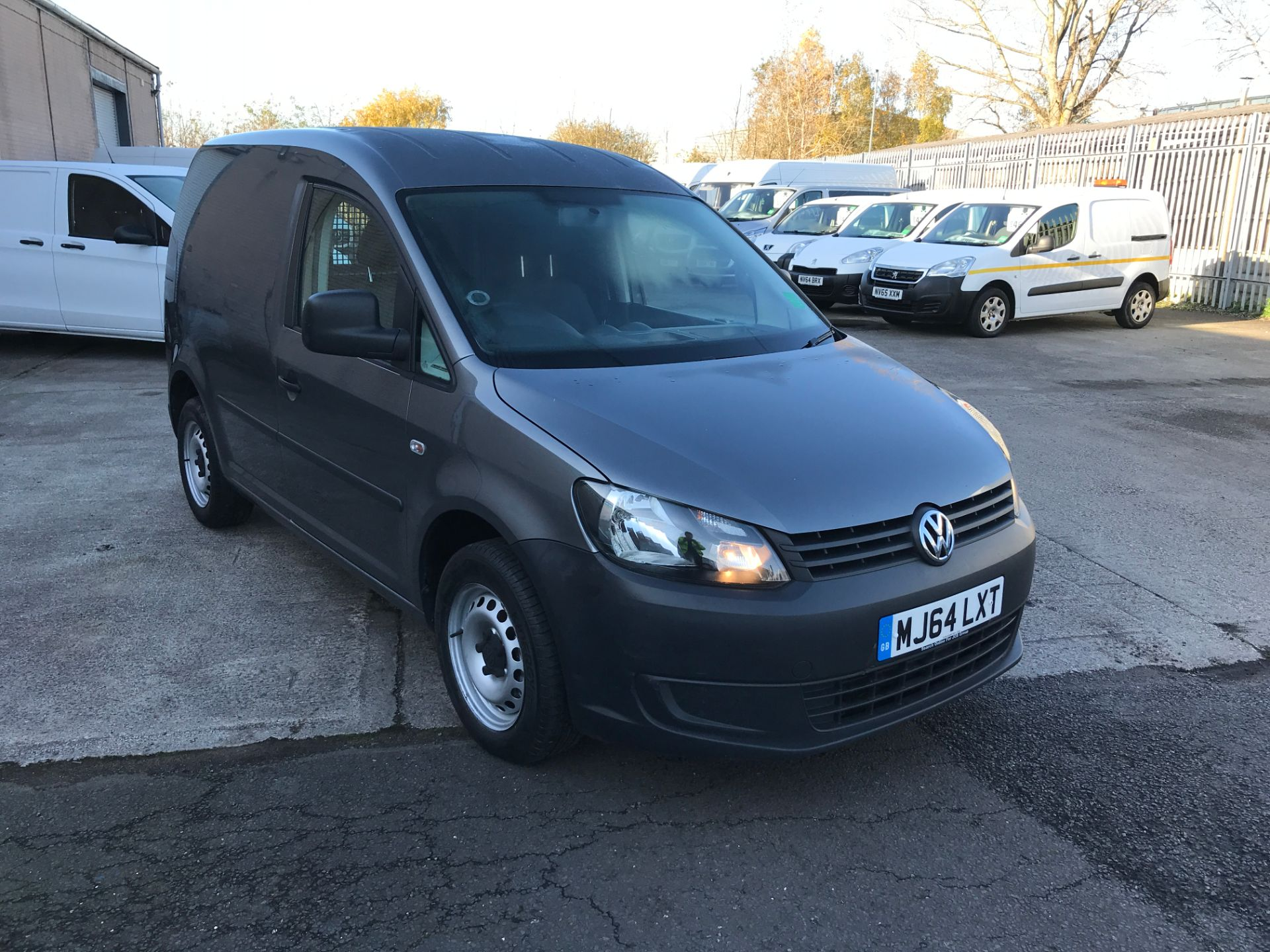 2014 Volkswagen Caddy  1.6TDI 102PS STARTLINE EURO 5 (MJ64LXT)