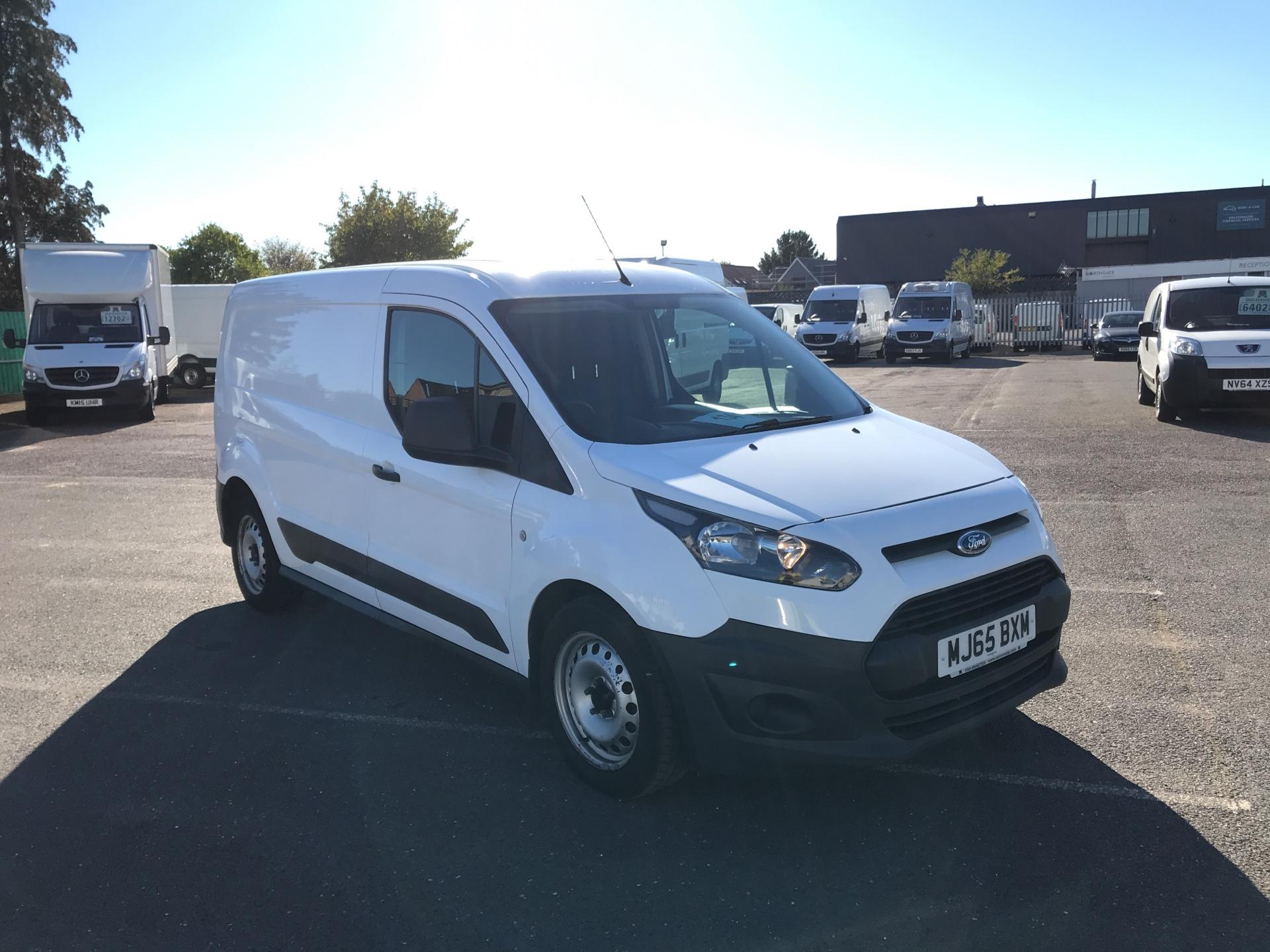 2015 Ford Transit Connect  210 1.6 TDCI 75 PS VAN (MJ65BXM)