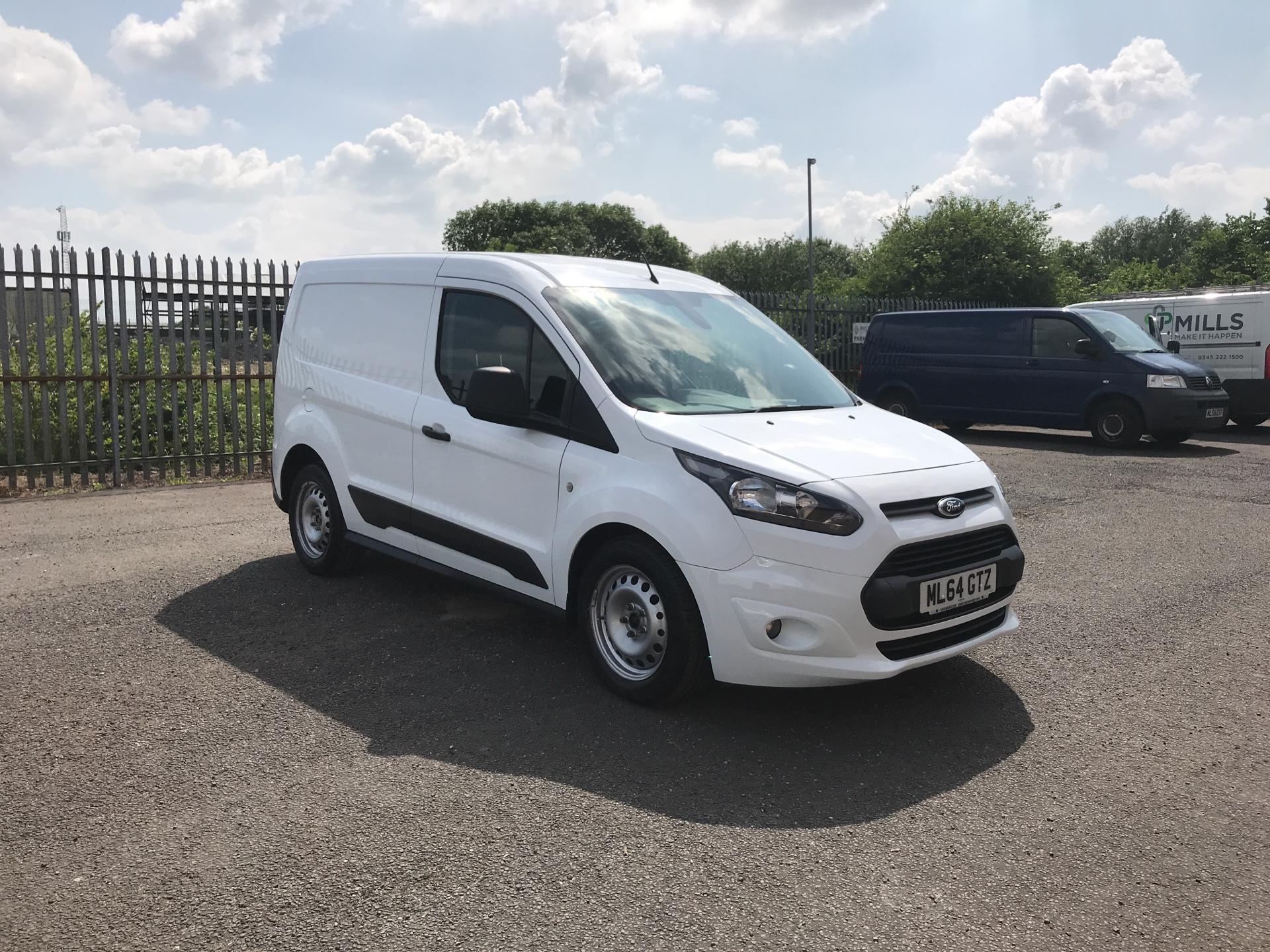 2014 Ford Transit Connect 220 L1 H1 1.5TDCI 95PS TREND 3 SEATS (ML64GTZ)