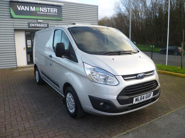 2014 Ford Transit Custom  270 L1 DIESEL FWD 2.2 TDCI 125PS LOW ROOF TREND EURO 5 (ML64GUF)