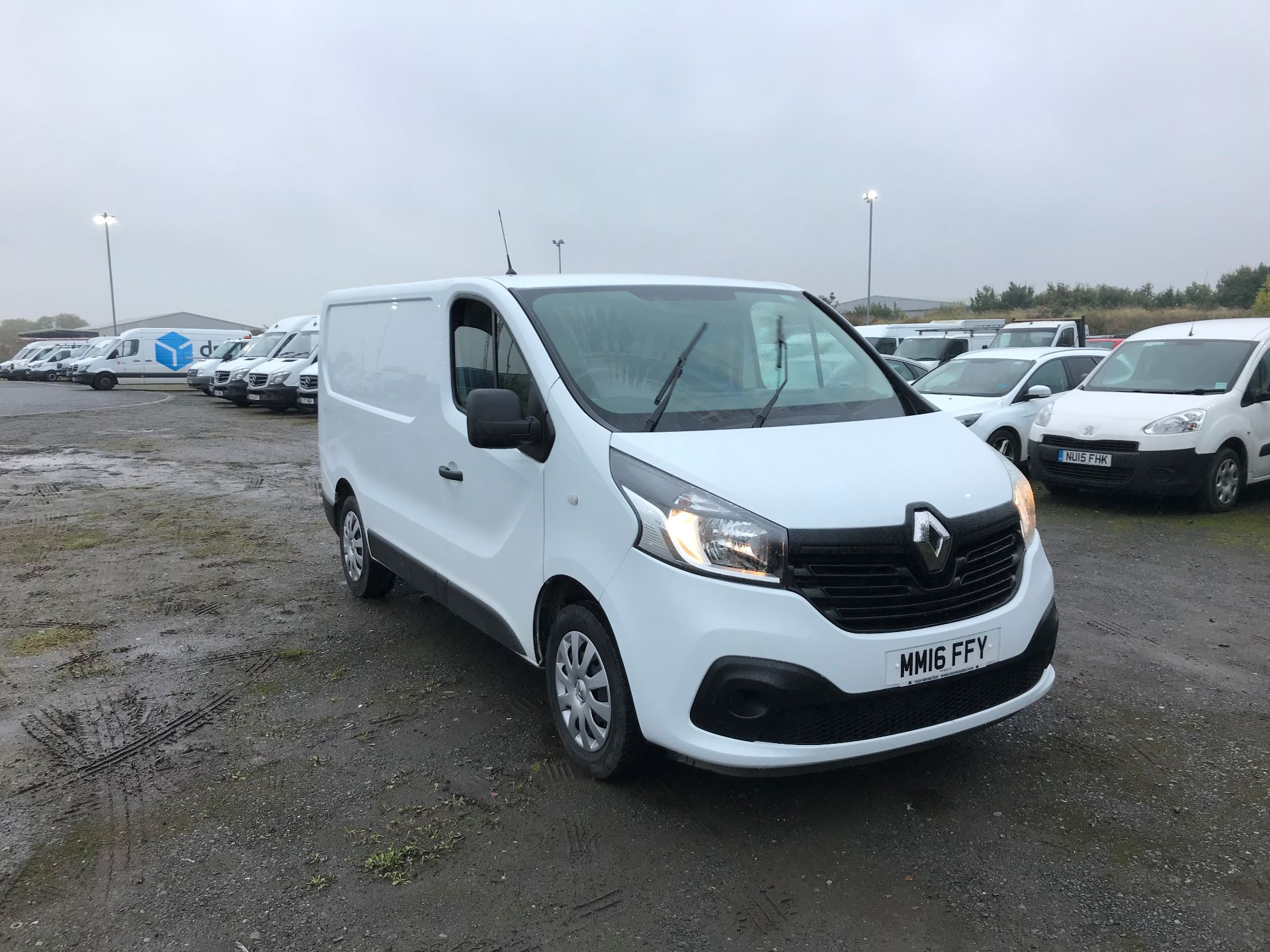 2016 Renault Trafic Sl27 Energy Dci 120 Business+ Van (MM16FFY)